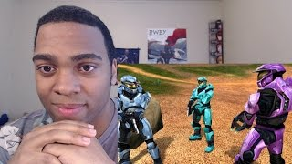 Red vs Blue Season 2: Episode 20-27 Reactions