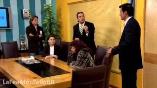 La Fea Mas Bella Melhores Momentos #46 - HD