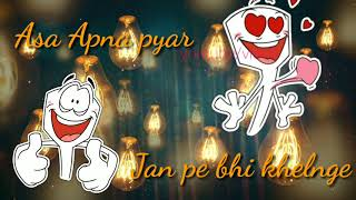 whatsapp status video|| ye dosti || Friendship song || Whats app|| VIDCO|| Vidco|| #01