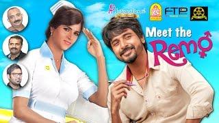 Meet The Remo Sivakarthikeyan Dubai Show 2016 | Latest Movie Promotion Remo | Latest Tamil Program