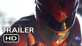 Power Rangers Official Trailer #2 (2017) Bryan Cranston, Elizabeth Banks Action Fantasy Movie HD