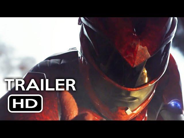 Power Rangers Official Trailer #2 (2017) Bryan Cranston, Elizabeth Banks Action Fantasy Movie HD