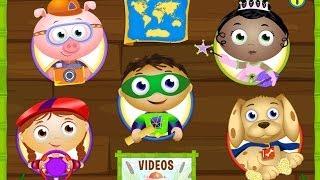 Super Why ABC Adventures: Alphabet App for Kids PBS