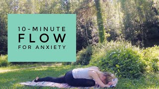 Yoga For Anxiety and Relaxation