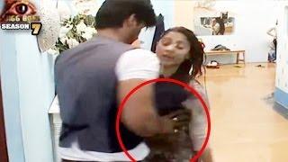 Bigg Boss 7 Kushal Tanisha UNCENSORED in Bigg Boss 7 8th November 2013 Day 54 FULL EPISODE