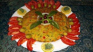 آموزش کوکوی لوبیا سبز یکی از قدیمی ترین وخوشمزه ترین کوکوی ایرانی از مامان تی وی(پروانه جوادی)