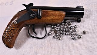 How to Make an Antique Flintlock Gun  for  Decor. | DIY .