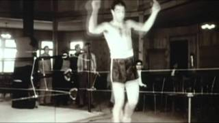 Rocky Marciano Rare Training Footage [HD]