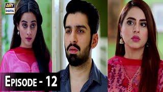 Zindaan - Ep 12 - 2nd May 2017 - ARY Digital Drama