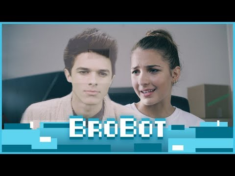 """BROBOT Brent & Lexi in """"Getting To Bro You"""" Ep. 1"""