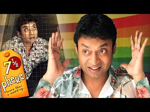 7½ Phere {HD} - Full Movie - Irrfan Khan Comedy Movies