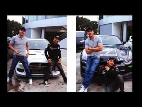 Kereta Mewah Zizan & Aaron Aziz
