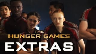 EXTRAS - The Hunger Games - Casting the Tributes