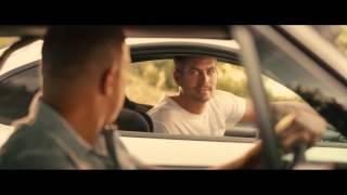Hommage à Paul Walker - Fin de Fast & Furious 7 - SPOIL