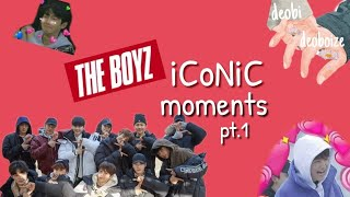 the boyz iconic moments pt.1