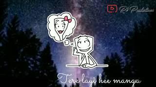 Tu Aaja Tu Aaja Bus Teri Kami Hai    Akhil Song    WhatsApp Status Video