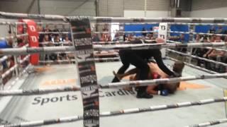 Daniel Giorev vs Oki Bolaji -75kg