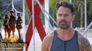 Pico aprendió a ser tolerante en la competencia | Reto 4 Elementos, segunda temporada