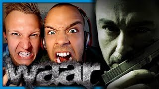 Waar Official Trailer - ARY Films | Trailer Reaction Video by Robin and Jesper