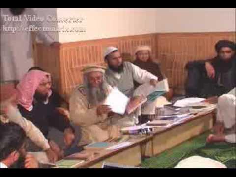 Munazra 7 36 Mufti Hanif Qureshi suni with Talib ur rahman wahabi