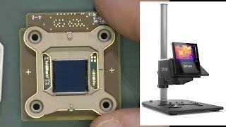 EEVblog #989 - FLIR ETS320 Thermal Camera Teardown