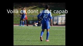 ahmed ibrahimi foot CFA 2016