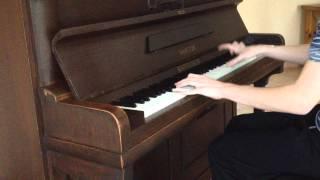 Break The Rules - Charli XCX (piano cover)