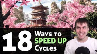 18 Ways to Speed Up Blender Cycles Rendering