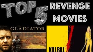TOP 5 Revenge Movies - Silver Screen Dudes