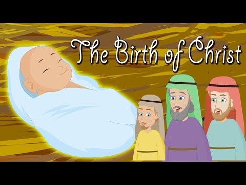 Xxx Mp4 The Birth Of Jesus Christ Christmas Story For Kids Holy Tales Bible Stories Nativity Of Jesus 3gp Sex