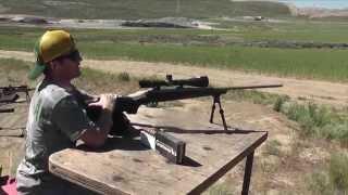 Long Range Shooting 500   1190 Yards Gunwerks 6.5-284 Norma