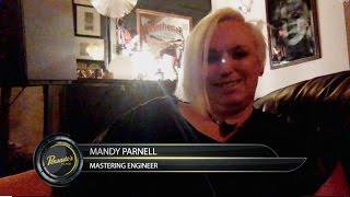 Mastering Engineer Mandy Parnell - Pensado's Place #306