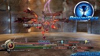 Lightning Returns: Final Fantasy XIII - Ereshkigal Boss Fight Ultimate Lair (Monster Bane Trophy)
