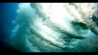 Underwater at Pipeline