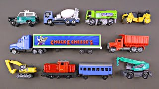 Cars Trucks Street Vehicles for Kids - Fan Favorite #1 Hot Wheels Matchbox Tomica - Organic Learning