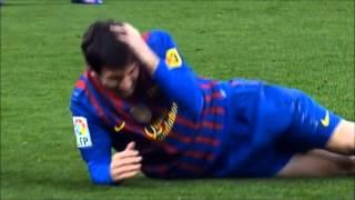 Messi The Sacrifice
