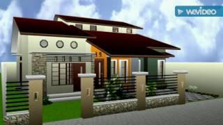 Contoh rumah rumah minimalis mewah 2017