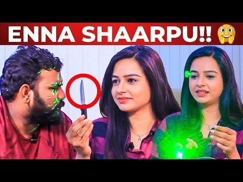 Xxx Mp4 OMG Knife Inside Divya Ganesh S Handbag Sumangali Serial What S Inside The HANDBAG 3gp Sex