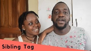 Sibling Tag with my BROTHER | OmogeMuRa