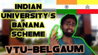 ಬಾಳೆಹಣ್ಣು ಭಾಗ್ಯ -Banana Scheme- Visvesvaraya Tech University- Torture scheme
