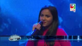 Maldivian Idol GALA Round 3 - Oagaaverivey Loabiva - Laisha