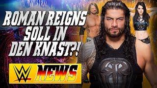 Roman Reigns soll in den Knast?!, Paige & Alberto El Patron Streit aufgezeichnet   WWE NEWS 50/2017