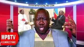 MPBTV Actualité Compliquée 31.12.2017 - Kabila s'enfuyait ? ça chauffe à Kingakati