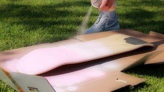 Making a Candi Co Skateboard