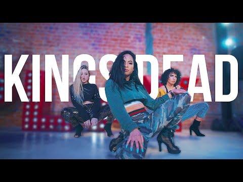 Kings Dead Kendrick Lamar Jay Rock Future Aliya Janell Choreography Filmed by Zurisaddaicjr