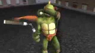 Teenage Mutant Ninja Turtles Videogame Trailer