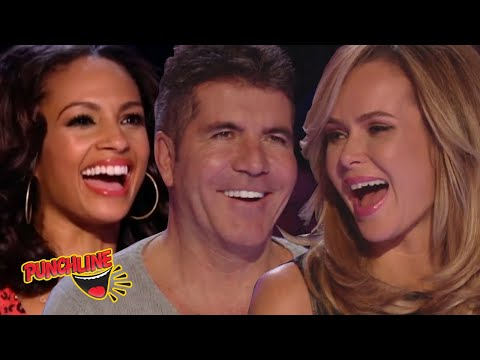 5 FUNNIEST IMPRESSIONIST Auditions On Britain s Got Talent
