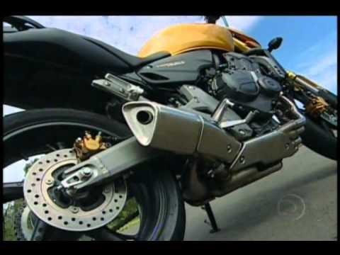 Auto Esporte Honda CB 600 & Yamaha XJ6
