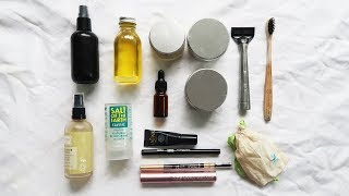 MINIMALISM SERIES | WHAT'S IN MY TRAVEL TOILETRY BAG?