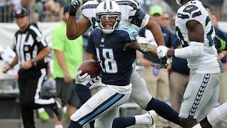 Tennessee Titans Highlights vs Seattle Seahawks. September 24th, 2017